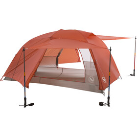 Big Agnes Copper Spur HV UL2 Tent, orange